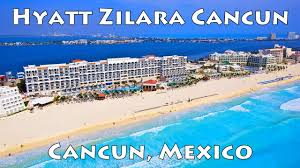 Mexico Cancun Map by Hotel Hyatt Zilara Cancun All Inclusive Cancun Mexico Info