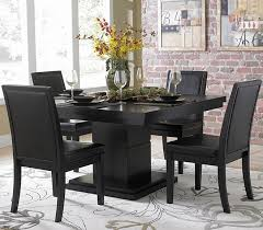 Black Lacquer Dining Table Set Reliefworkersmassagecom - Black lacquer dining room set