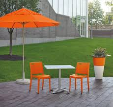 Contract Outdoor Furniture Grosfillex Outdoor Amazona Stacking Chairs Resort Contract