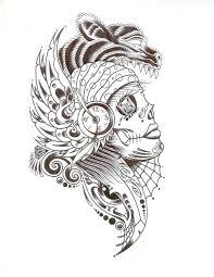 gypsy tattoo u2013 dead gypsy sample tattooshunter com