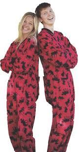 family matching reindeer pajamas pajamas