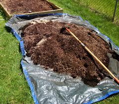 vegetable garden soil mixture home outdoor decoration