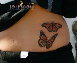 butterfly design and meaning yakuza japanese