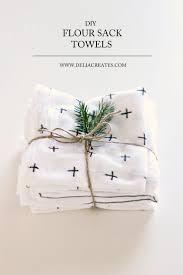 kitchen towel craft ideas best 25 flour sack towels ideas on flour sacks dish