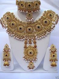 jewelry designs necklace sets images Stylish indian jewelry designs for 2012 jpg