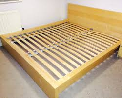 ikea malm bed frame disassembly birch full king size uk