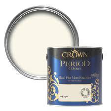 crown period colours lady jayne matt emulsion paint 2 5l living