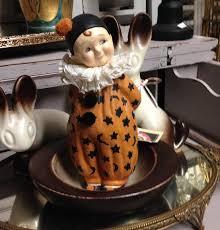 trick or treat antique halloween decorations antique cottage
