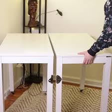 desk dining table convertible this diy convertible desk dining table is perfect for people with
