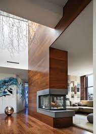Fireplace Ideas Modern 384 Best See Thru Fireplaces Images On Pinterest Modern