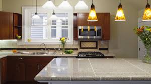 tile countertop ideas kitchen 5 surprisingly modern tiled countertops