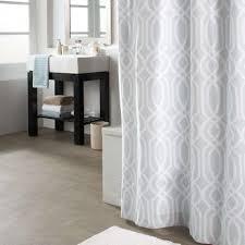 Bathroom Shower Curtain Ideas Curtain Gray Shower Ideas Prime For Grey And White Bathroom