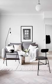 Black And White Room Best 25 Scandinavian Living Room Furniture Ideas On Pinterest