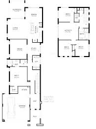 narrow lot house plans with rear garage plans rear garage house plans two fresh narrow lots arts