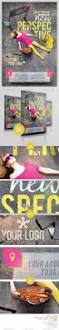 Promotion Color 62 Best Fashion Flyers Images On Pinterest Flyer Template Font