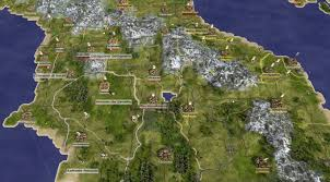 Provinces Of Italy Map Italian Wars Ultimate Map Preview News Mod Db