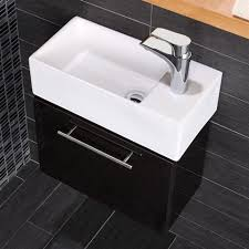 Wall Mounted Vanity Sink The Amazing And Also Lovely Wall Mounted Vanities For Small