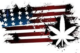 Red And White Flag With A Cross Cannabis Consumers Coalition Cannabis Is Key To Curbing The