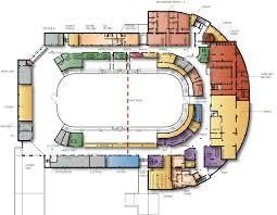 venue maps enmax centre lethbridge alberta