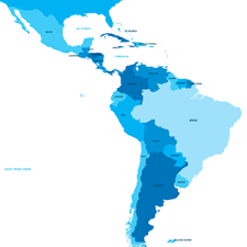 map of mexico south america south america and mexico map mexico map