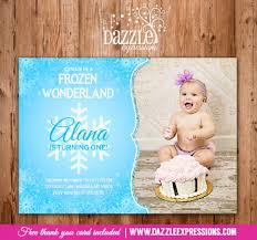 printable frozen snowflake glitter birthday invitation winter
