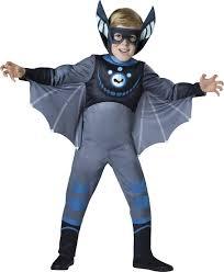 wild kratts quality blue bat costume for boys buycostumes com