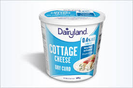 Cottage Cheese Singles by Dairyland Cottage Cheese