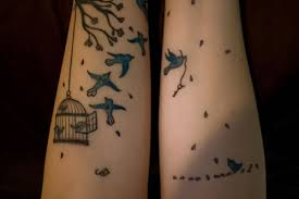 wendy s bird cage flying birds tattoos made mistakes