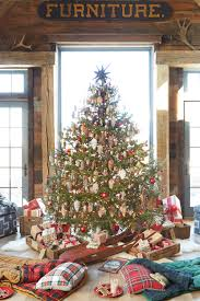 christmas livingroom 100 country christmas decorations holiday decorating ideas 2017