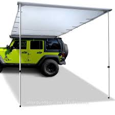 Jeep Wrangler Awning Retractable 4x4 Waterproof Roof Tent 4wd Car Side Rooftop Awning