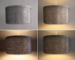 18 drum l shade pendant lights ikea drum l shade how to convert an ikea jara