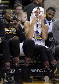 How Much Does Stephen Curry Bench Warriors U0027 Curry Durant Named Co Western Conference Players Of The