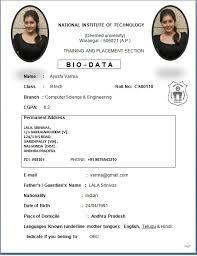 Sas Resume Sample by Latest Resume Format U2013 Template Design