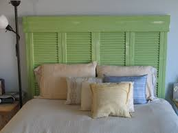 how to make a headboard out of doors google search upcycling