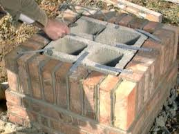 Average Cost To Build A Patio by How To Build A Brick Mailbox How Tos Diy