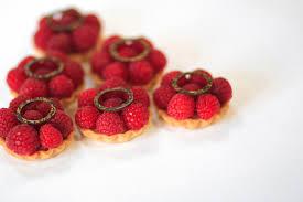 cocola mini cakes and tarts