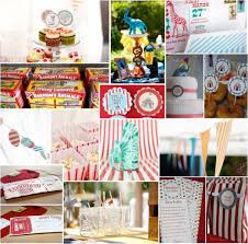 circus baby shower pretty cirque baby shower intertwined weddings events