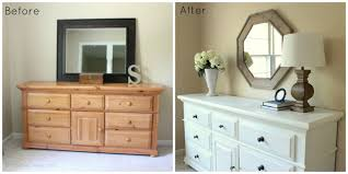 Dresser In Bedroom Bedroom Dresser Makeover Erin Spain
