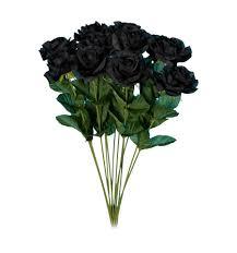 roses online online shop alchemy black roses bouquet 12