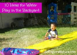 Backyard Fun Ideas For Kids 232 Best Backyard Nature Play Spaces Images On Pinterest