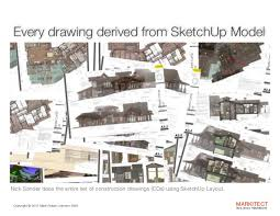 sketchup layout tutorial français sketchup for design marketing and more