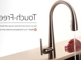 sensor faucets kitchen best touch sensor kitchen faucet collection bathroom tasty