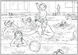 coloring pages water safety water safety colouring sheets home safety coloring sheets best easy