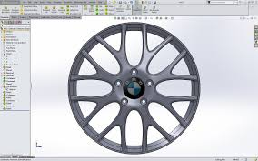 solidworks tutorial bmw m5 rim solidworks tutorials pinterest