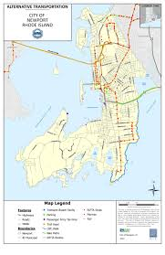 Rhode Island On Map Gis Map Gallery City Of Newport