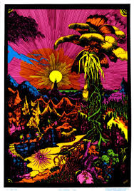 free black light posters lost horizon blacklight poster poster and print