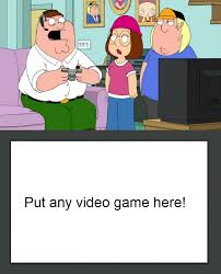 Peter Griffin Meme - peter griffin play a blank meme by mroyer782 on deviantart
