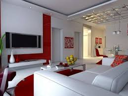living room painting designs living room paint ideas delectable decor very neat red and white