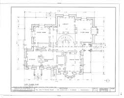 Floor Plan For Mansion Floor Plans John F Singer House Mansion Pittsburgh Pennsylvania