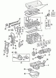 2002 toyota highlander parts 2004 toyota highlander parts mileoneparts intended for 2002